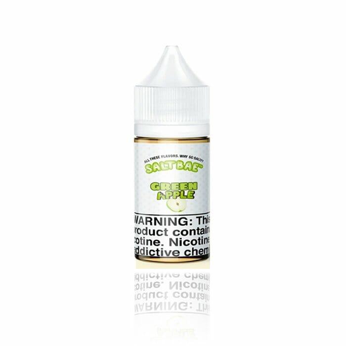 SaltBae50 - Green Apple 30mL