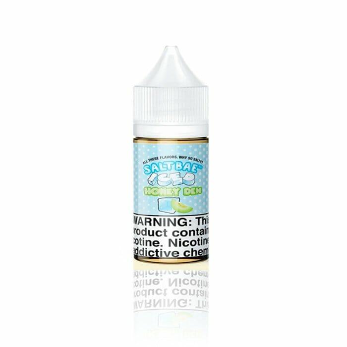 SaltBae50 - Honeydew ICE 30mL