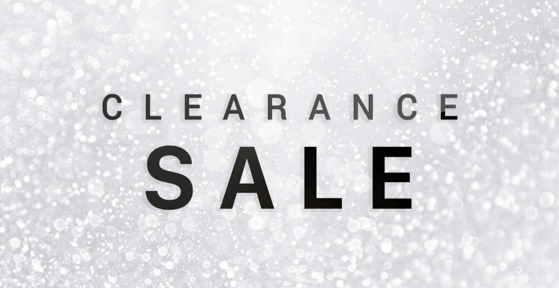 Clearance Sale on E-Liquids from Blackout Vapors