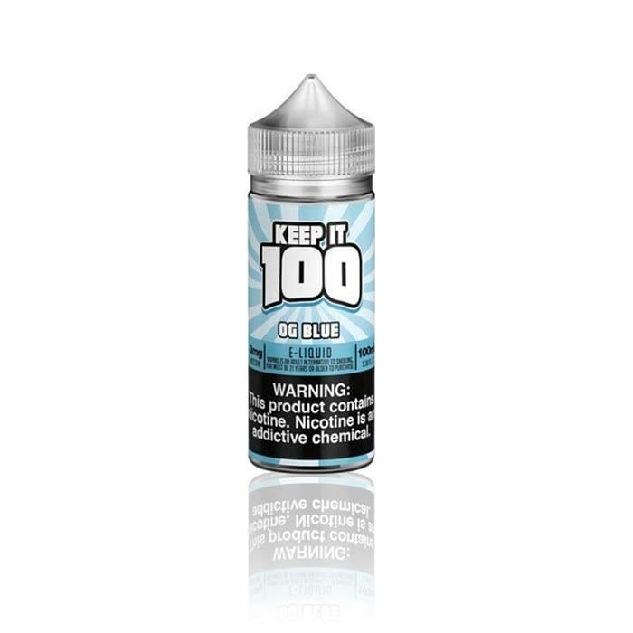 Keep It 100 – OG Blue (Blue Slushie) 100mL