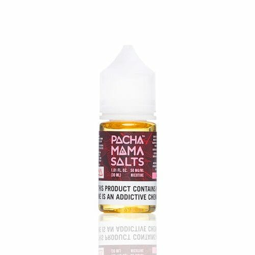 Pachamama Salts Nicotine Salt E-Juice - 30ml - Apple Tobacco