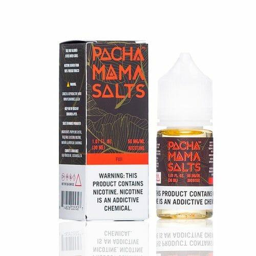 Pachamama Salts Nicotine Salt E-Juice - 30ml - Fuji