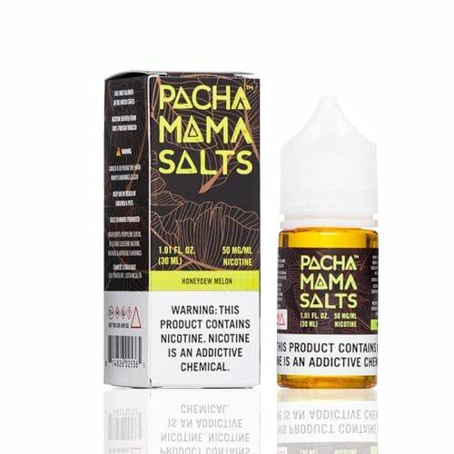 Pachamama Salts Nicotine Salt E-Juice - 30ml - Honeydew Melon