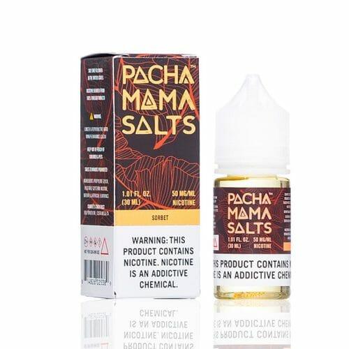 Pachamama Salts Nicotine Salt E-Juice - 30ml - Sorbet