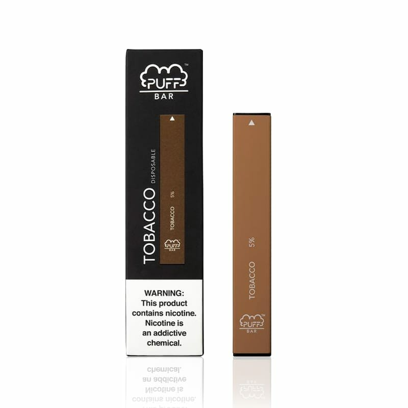 Puff BAR Disposable Pod Device - 1.3mL Tobacco