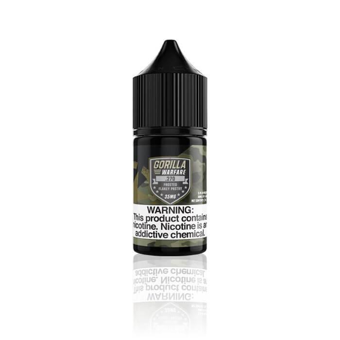 Gorilla Warfare Salt 30mL - .270