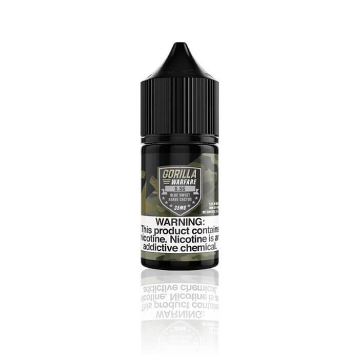 Gorilla Warfare Salt 30mL - 5.56