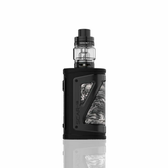 SMOK SCAR-18 230W Black and White