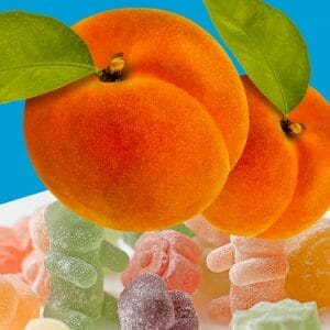 Hyde - Flavor Peach Gummy