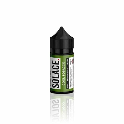 Cool Tobacco – Solace Vapors – 30ml