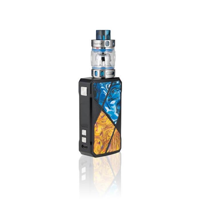 FreeMax MAXUS 200W Resin Kit Blue Yellow