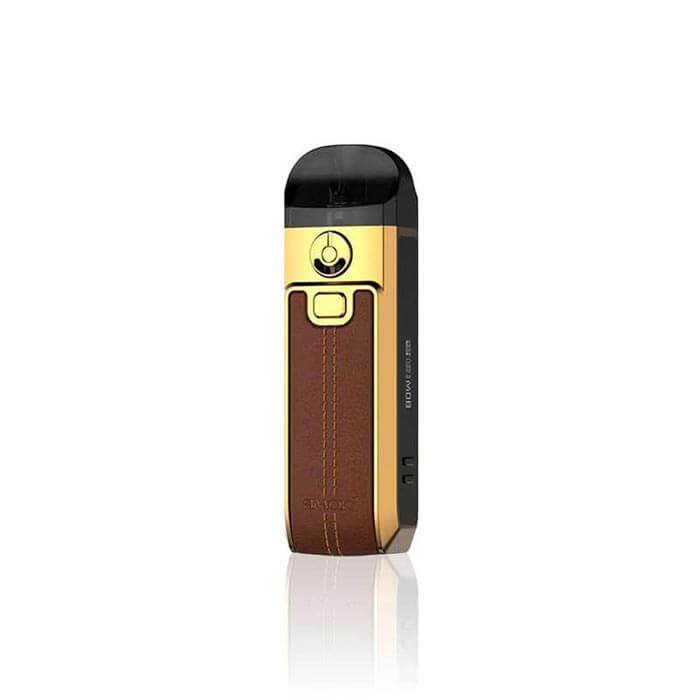 SmokTech NORD 4 Kit Leather Brown
