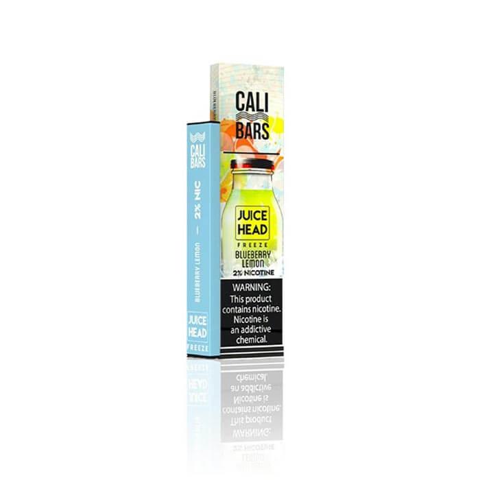 Juice Head Disposable 5% by Cali Bars Blueberry Lemon Freeze
