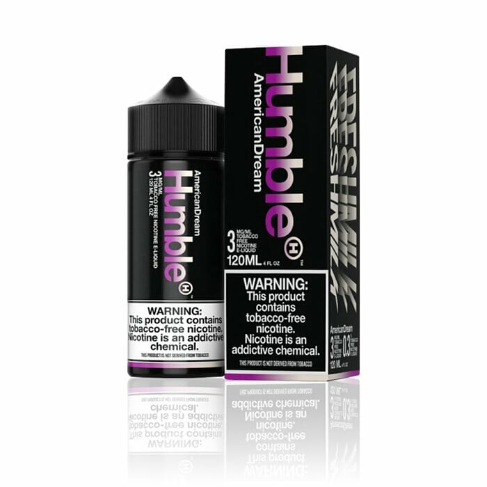 Humble Synthetic 120ml American Dream