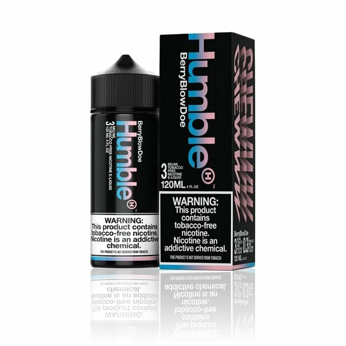 Humble Synthetic 120ml Berry Blow Doe