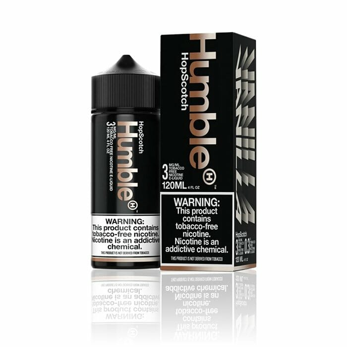 Humble Synthetic E-Liquid - Hop Scotch 120mL
